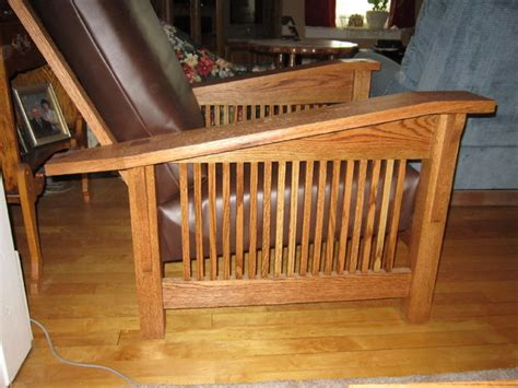 woodwork building mission style furniture  plans