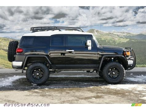 Black Toyota Fj Cruiser For Sale 2011 Toyota Fj Cruiser 4wd In Black Photo 2 102714