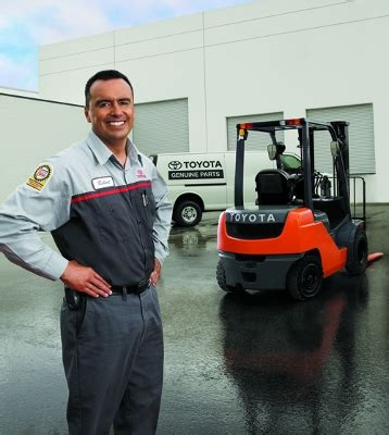 Forklift Technician by Toyota Invites Applications For Learnership Opportunities Site