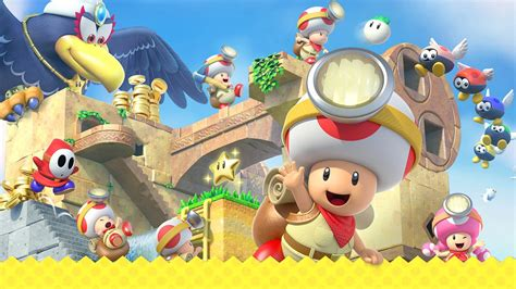 Treasures Switched captain toad treasure tracker switch and 3ds review ign