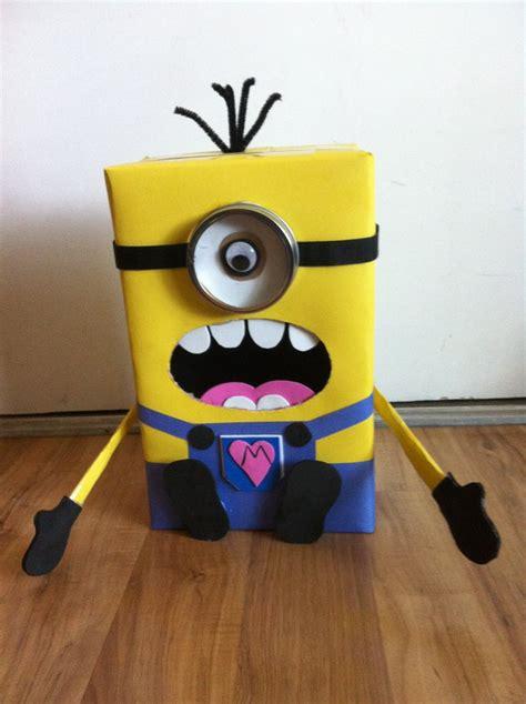minion valentines day box despicable me minion s day box s