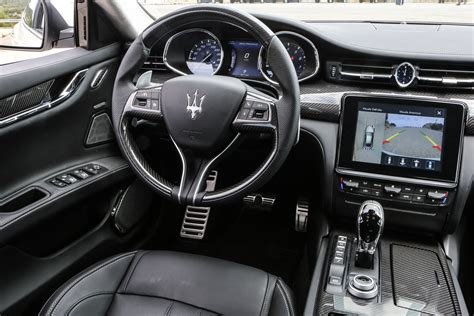 2005 maserati quattroporte interior interior maserati quattroporte gts gransport 2016 17