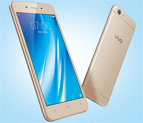 For Vivo Y53 the vivo v7 and vivo y53 permanent price reductions in india