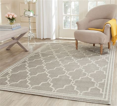 What Does Safavieh safavieh amherst amt414b light grey ivory area rug payless rugs amherst collection by