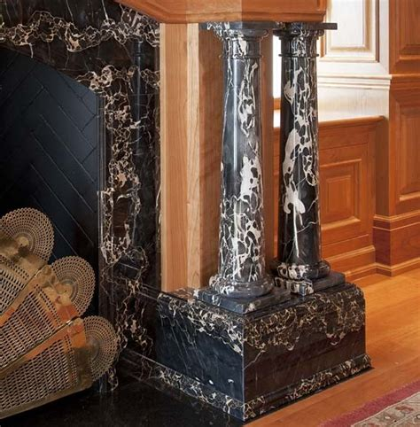 gold room portland maine portoro black and gold fireplace traditional living room portland maine by morningstar