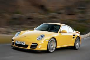 Porsche 911 Turbo Hp New Porsche 2010 911 Turbo Now Has 500 Horsepower