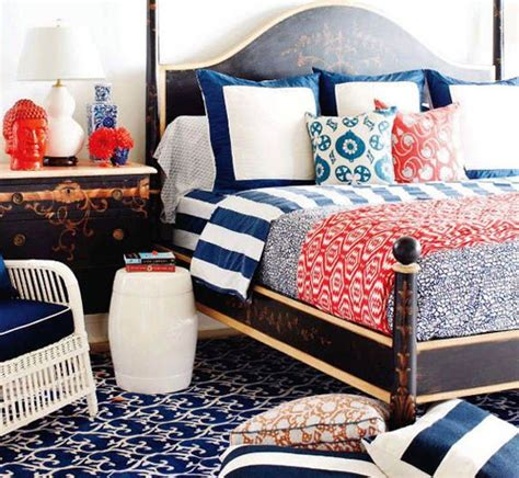 blue and coral bedroom blue and coral master bedroom color ideas pinterest