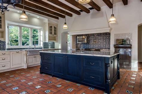 spanish kitchen cabinets spanish revival