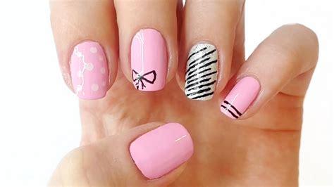Summer Nails pink summer nail designs summer nails