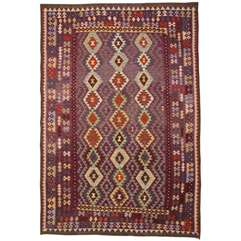 purple rugs for sale purple afghan kilim rugs for sale at 1stdibs
