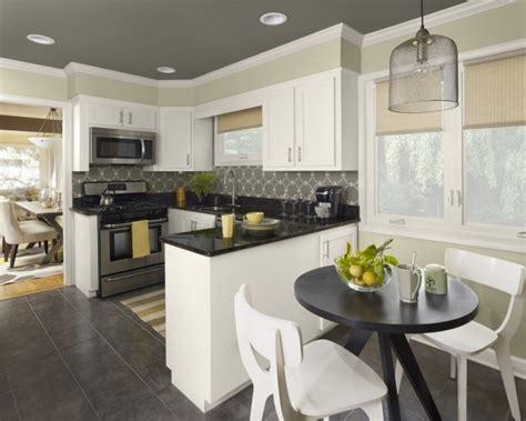 trending kitchen colors peinture cuisine 40 id 233 es de choix de couleurs modernes