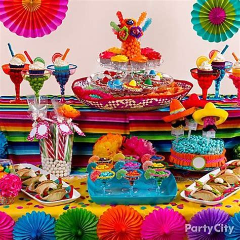 Mexican Themed Decorations by Deck Decor City Graduation Decorations