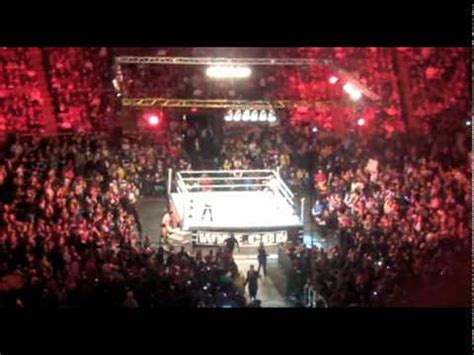 wwe house show party rockers ep13 wwe raw house show msg youtube