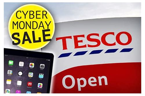 cyber monday deals uk tesco