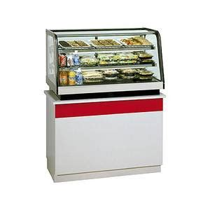 Countertop Display Chiller by Federal Crb4828 Federal 48x28 Self Serve Countertop Cooler