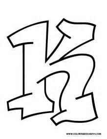 letter k coloring page troy schools troy ks kindergarten home