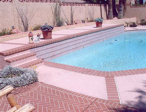 Classic Patios And Pools Reviews by Concrete Pool Decks Seattle Pool Deck Photos