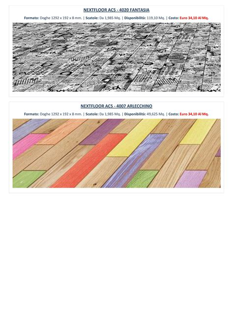 pavimento laminato offerta pavimenti laminato sottocosto