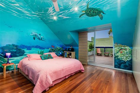 under the sea bedroom the boy s room then now and future plans domestic