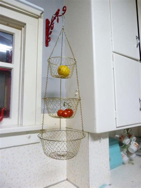 hanging for kitchen kitchen extraordinary hanging baskets for kitchen three