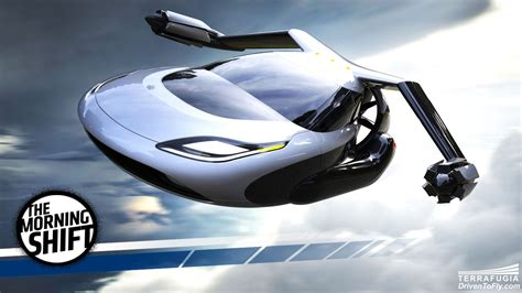 volvo parent geely buys  flying car    years