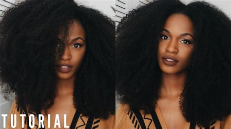 how to fix kinky weave on natural hair herhairpin i we discover share the dopest in quot hairspiration quot
