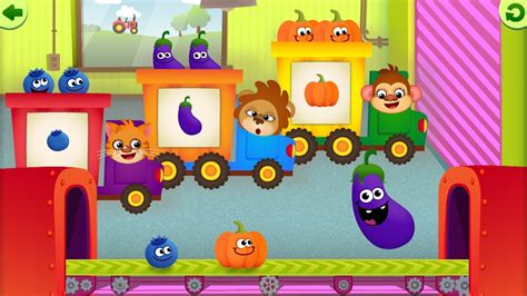 9 fruits learning center food for toddlers android apps on play