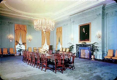White House State Dining Room The White House Fundamentallychallenged