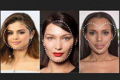 membuat alis dengan bentuk wajah membuat alis sesuai bentuk wajah