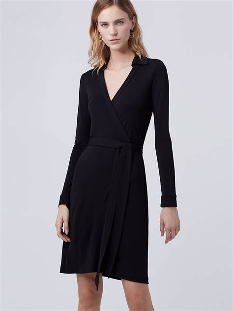 dvf new year wrap dress new jeanne two matte jersey wrap dress landing pages by dvf