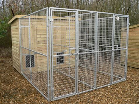 outdoor dog kennel heated dog kennels and runs home improvement