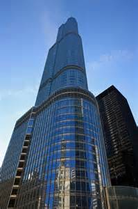 Trump Towers Address Photo Chicago Trump Tower In Chicago Pictures And Images