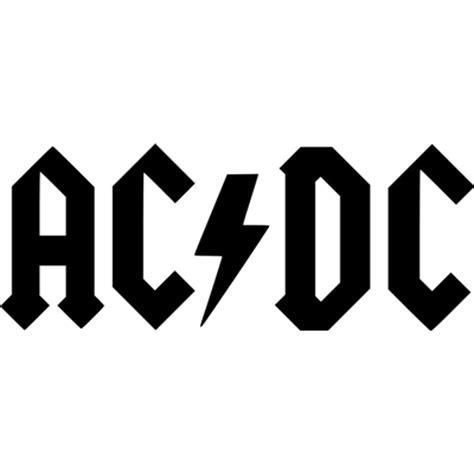 Iconic Brands transparent PNG images - StickPNG Ac Dc Logo Images