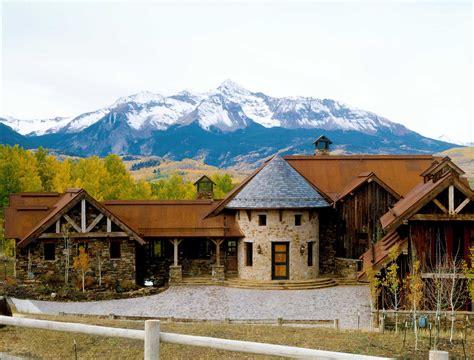 mountain style homes portfolio