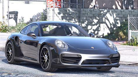 S Auto by 2016 Porsche 911 Turbo S Add On Replace Auto Spoiler