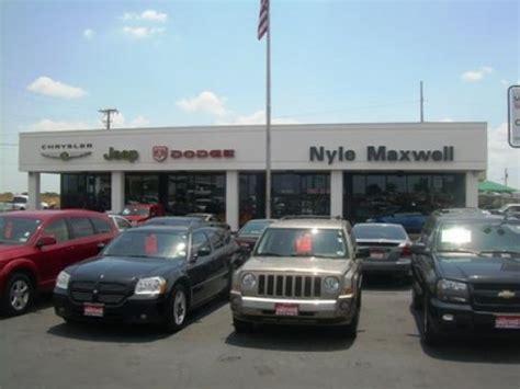nyle maxwell chrysler dodge jeep of nyle maxwell chrysler dodge jeep of car