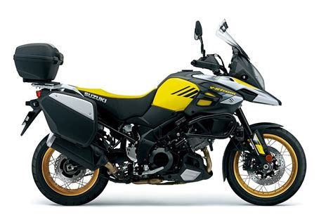 Suzuki V Strom 1000 Accessories by Suzuki Dl1000 V Strom Xt 2017 On Review Mcn