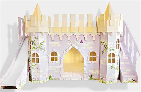 Castle Bedding by Playhouse Dreams Castle Bed