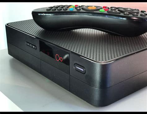 V Ii Virginal media tv v6 tivo box isn t as exciting as sky q but that s not the point tech