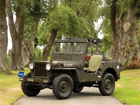 army jeep with gun 1950 willys m38 jeep truck trucks military retro weapon