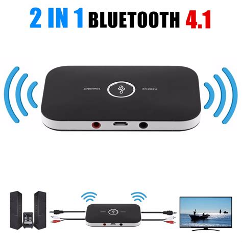 Sale Wireless Bluetooth Receiver Mobil ᑎ 2 in 1 wireless stereo ᐊ audio audio receiver