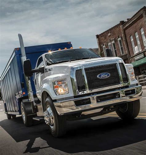 Ford F 650 Truck by 2017 Ford 174 F 650 F 750 Truck Built Ford Tough 174 Ford