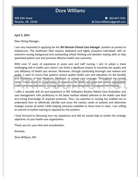 Resume Cover Letter Look Like 12 Best Images About Rn Resume On
