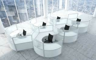 cool modern desk modular office furniture modern workstations cool