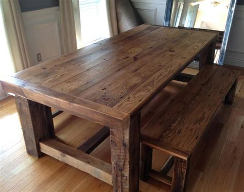 how to build a kitchen table bench how to build wood kitchen table plans pdf woodworking
