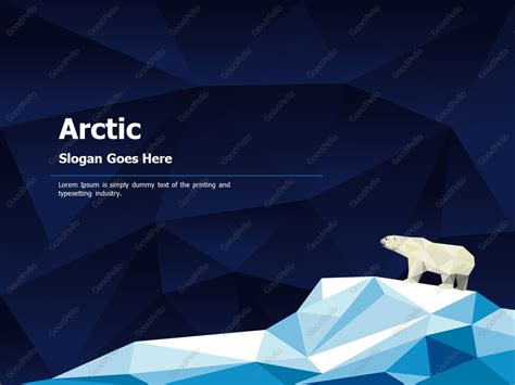 polar template polar powerpoint goodpello