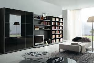 Living Room Bookshelves Modern Bookcase For Living Room By Zalf Motiq