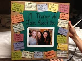 birthday gift for your best friend except i d do it for the sweet sixteen gifts pinterest
