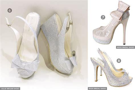 Wedges Bunga Mawar 8 tipe sepatu hak andalan untuk pesta pernikahan weddingku