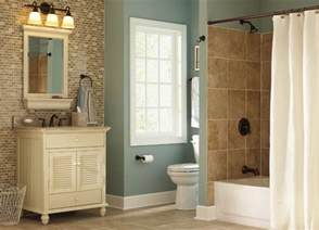 bathroom remodel at the home depot